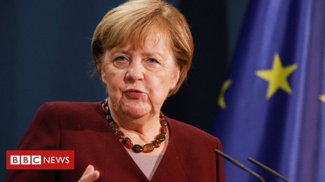 Covid-19 pandemic: Merkel 'worried' about vaccines for poor countries 1