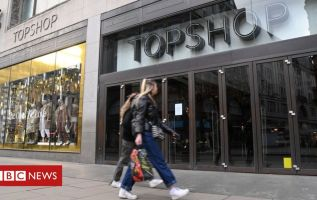 Topshop owner Arcadia goes into administration 2