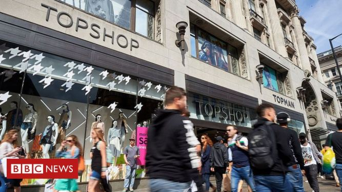 Four reasons Topshop is not the brand it once was 1