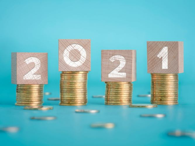 The financial resolutions you should make in 2021 6