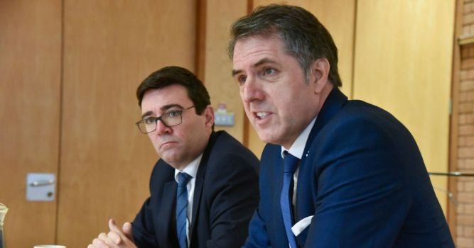 Steve Rotheram and Andy Burnham lay out their Budget demands 5