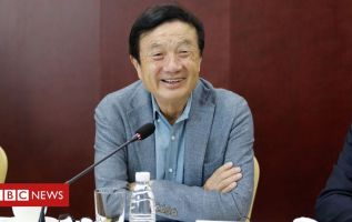 Huawei boss hopes for better relations with US 3