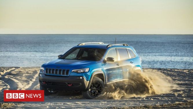 Jeep pushed to retire Cherokee name from SUVs 1