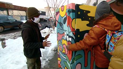 The colourful fridges popping up on American streets 4