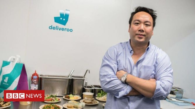 Deliveroo boss Will Shu: 'I was never into start-ups' 3