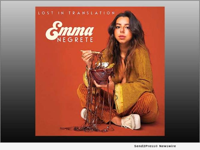 Des Moines Native Emma Negrete, Teases Debut EP with Release of New Single 'Lost In Translation' 5