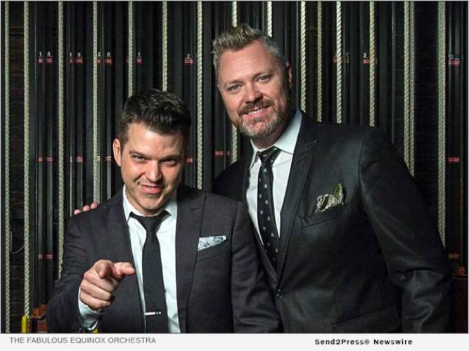 The Fabulous Equinox Orchestra releases 'Bridge' – the first of Three Unlikely Albums created during a Global Pandemic 1
