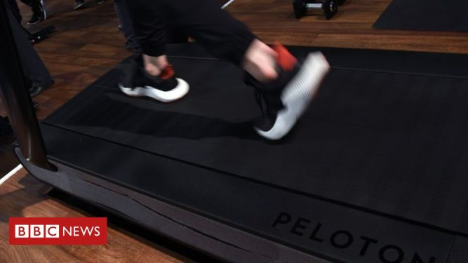 Peloton recalls treadmills after child's death 8