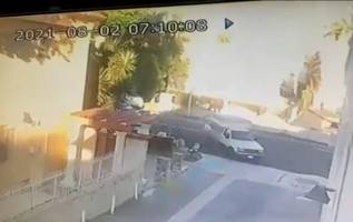 Moment female driver hits grandmother, 91, flees and leaves her to die 1