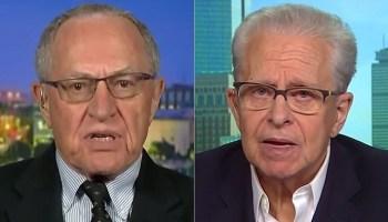 Alan Dershowitz Laurence Tribe FOX MSNBC