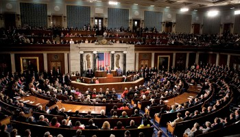 Chamber US House of Representatives Washington DC