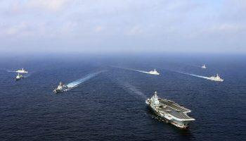 china military drills south china sea 700x420 1