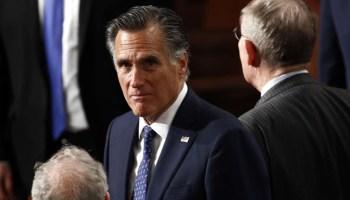 romney coward