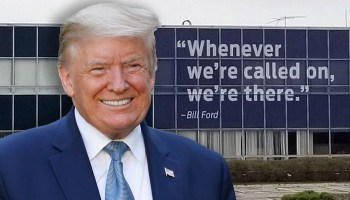 From building trucks to ventilators, Ford plant's crisis response on display during Trump's Michigan visit