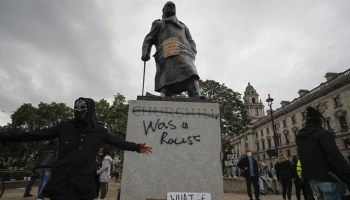 Boris Johnson says attacking statues is 'lying about our history'