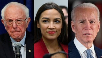 Biden a moderate? Sanders, AOC plans for candidate suggest this instead