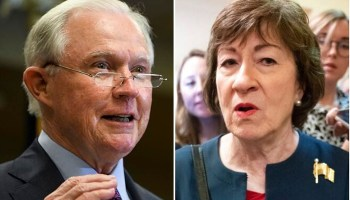 Trump is big winner and Sessions is big loser in Tuesday primaries, while Dems remain divided