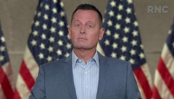 Grenell in RNC speech slams Dems' claims of Russian collusion: 'What I saw made me sick to my stomach'