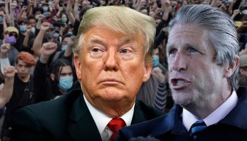 New York Democrats angered after NYPD union endorses Trump