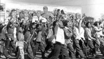 Cultural Revolution 1966 v. 2020