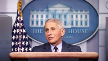 Fauci Again Changes His Perspective on COVID-19 Herd Immunity Threshold