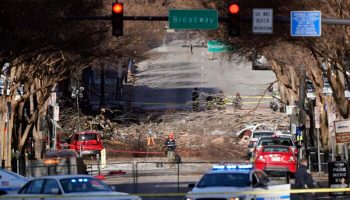 Former Military Intelligence Officer: Nashville Bombing 'Chilling' and Unusual