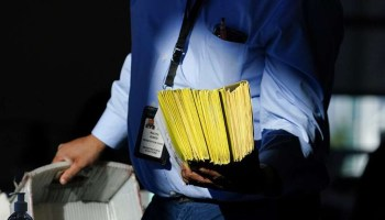 Georgia Election Workers Sealed Ballots Before Observers, Media Left on Election Night: Investigator