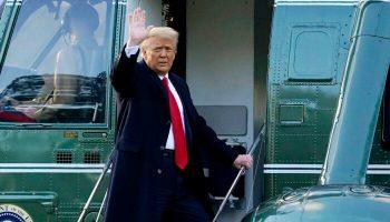 Trump Attorneys Argue Senate Impeachment Trial Unconstitutional