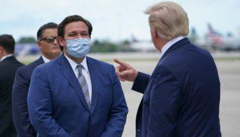 Former White House Chief of Staff: DeSantis Won't Run Against Trump in 2024