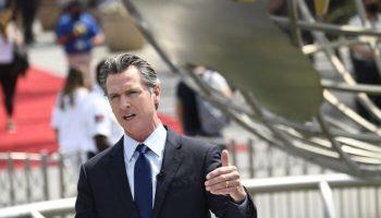 Newsom Insists California's Pending COVID-19 Verification System Not a 'Vaccine Passport'