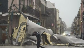 Hurricane Ida Ravaging Louisiana With 'Catastrophic' Winds as 450,000 Lose Power