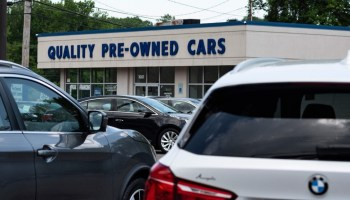 Used-Car Prices Soar to Record High Amid New-Vehicle Inventory Slump