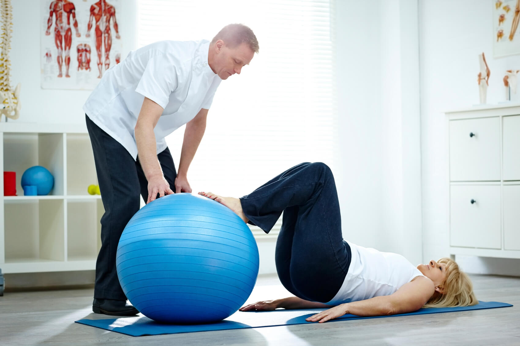 Pelvic Floor Therapy Treats a Variety of Conditions