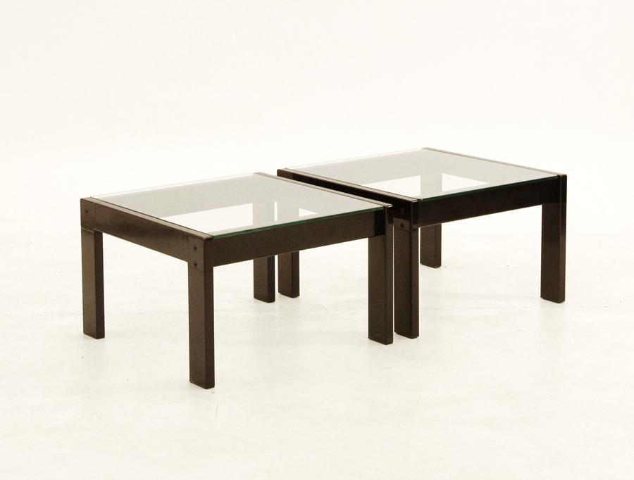 due Tavolini Festo di Gae Aulenti per Zanotta  Uso Interno