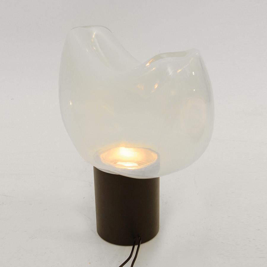 Lampada Aghia design Roberto Pamio per Leucos anni 70