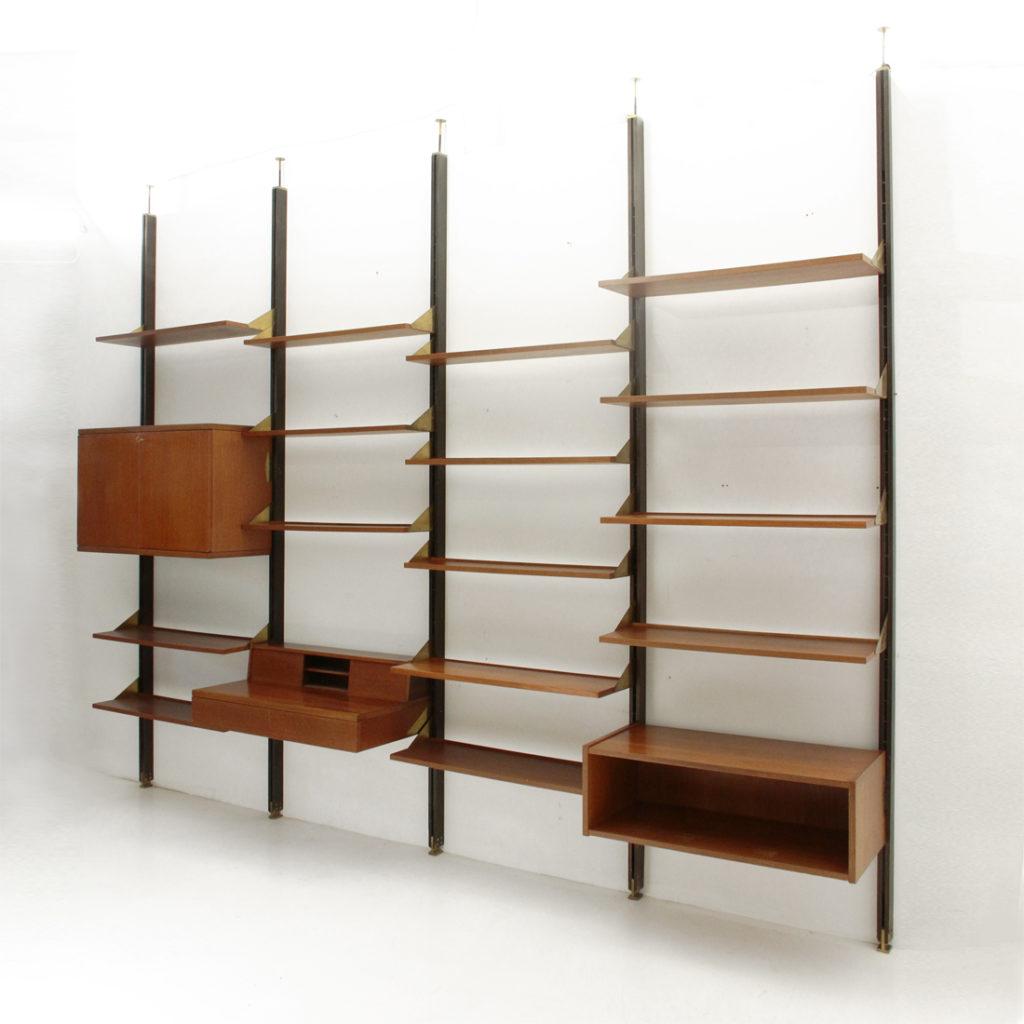 Libreria modulare La Permanente dei Mobili Cant  Uso Interno