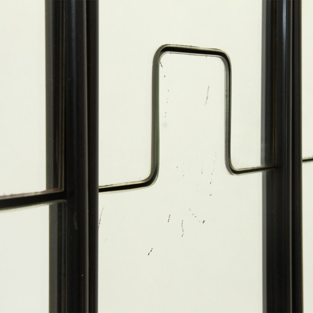 attaccapanni specchio Gronda di Luciano Bertoncini per