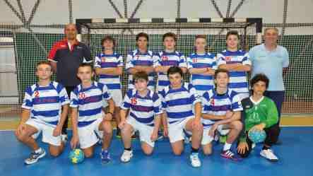 Formazione U16 15-16