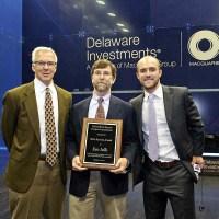 Ken Jaffe Receives PSRA Service Award