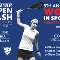 Women in Sports Day: Wednesday, October 10