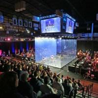 U.S. Open Celebrates World Squash Day in Style