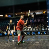 Squash Fans Treated With Unique Experiences at U.S. Open
