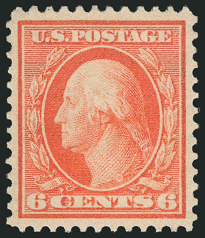 Postage 6 Stamp Cent Values