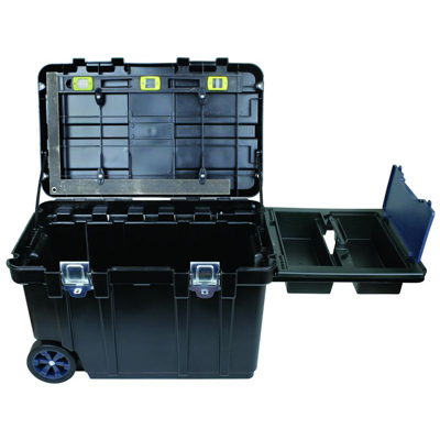 Rolling Tote Storage Cabinet  US Plastic Corp