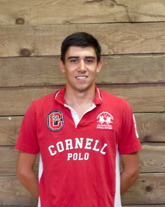 Liam Palacios of Cornell University.