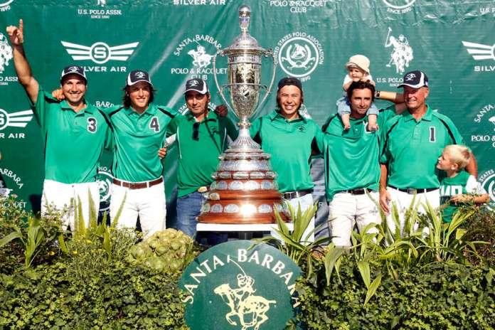 The entire Farmers & Merchants Bank team with original team players Lucas Criado and Felipe Vercellino.