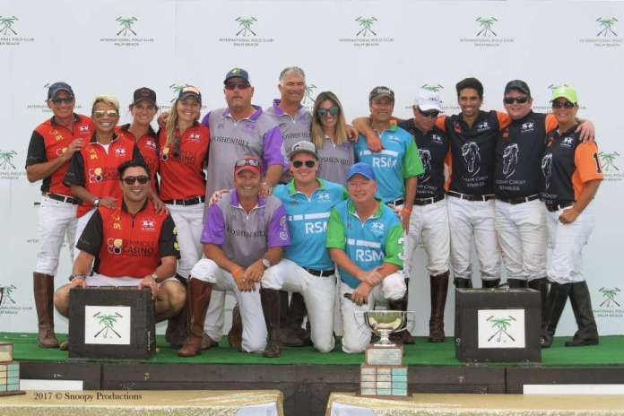 2017 Annual International Gay Polo Tournament Teams. © Snoopy Productions.