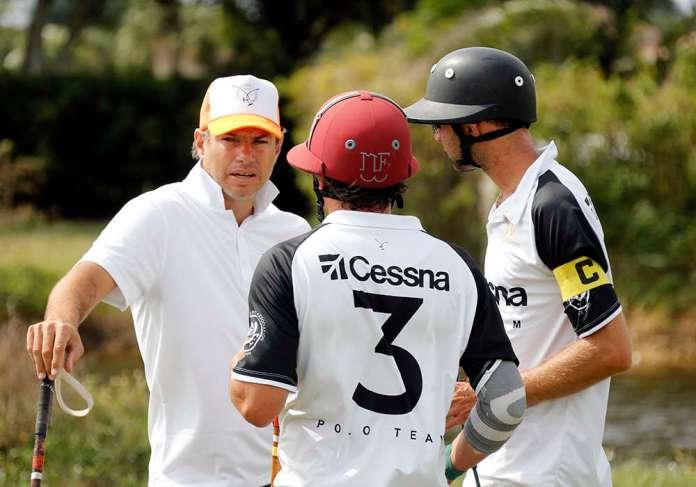 Michel Dorignac with Astrada and Marquez