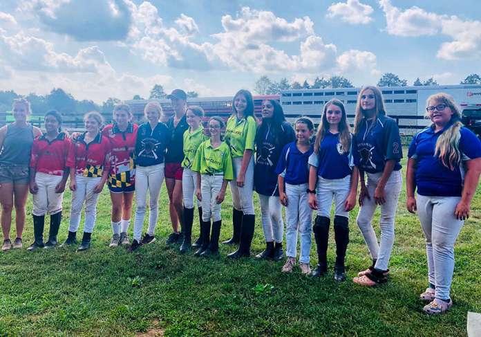 Battlefield Park Polo Club Middle School Tournament