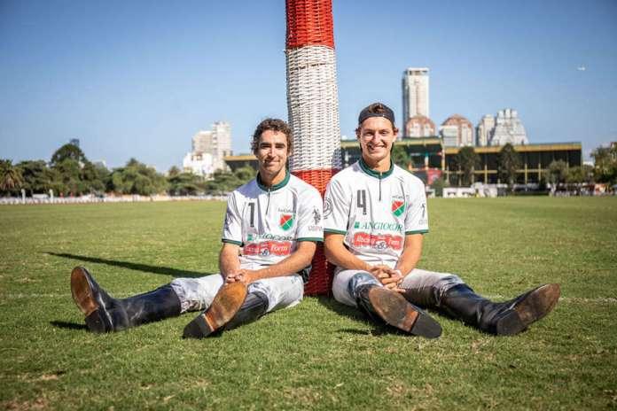 Agustin Obregon and Jared Zenni.